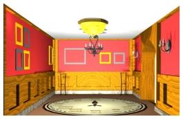 Brooklyn Tech Gallery Design