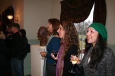 Reception at the Bayside Historical Society