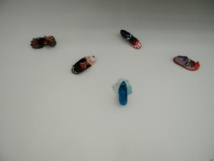 Art Shoes by Jennifer Merdjan
