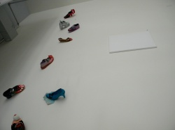 If Shoes Could Talk Exhibit