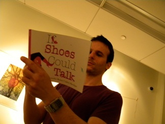 If Shoes could Talk Book Release & Exhibit Image 4