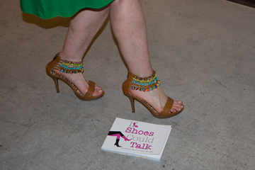 If Shoes Could Talk Book