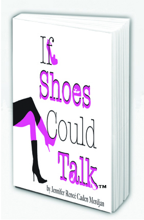 If Shoes Could Talk Book Cover
