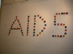 Local Project, Group Exhibit to raise awareness on Aids