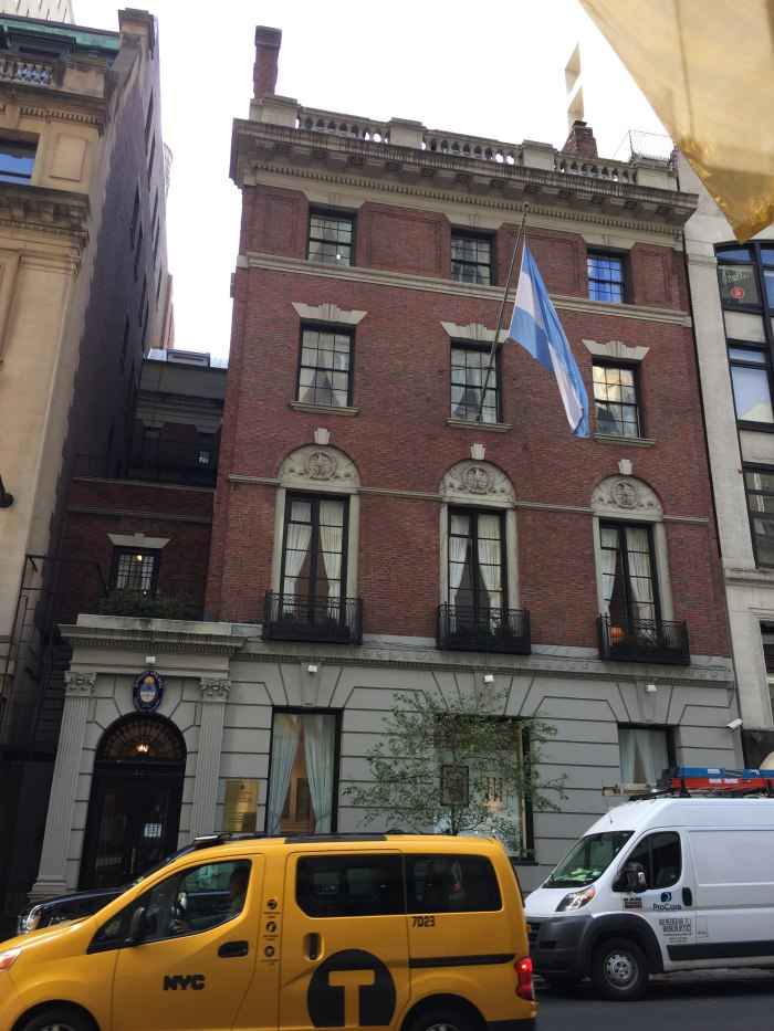 Consulate General of Argentina in NYC