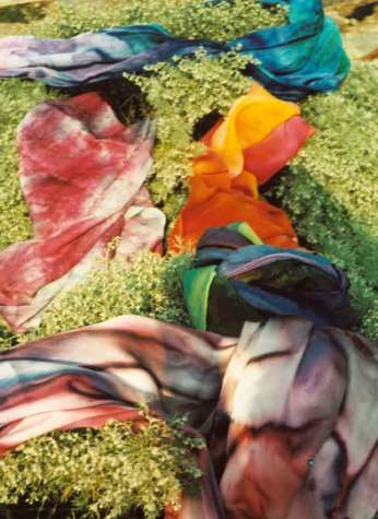 Art Scarves by Jennifer Merdjan Image 6