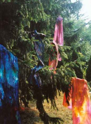 Art Scarves by Jennifer Merdjan Image 5