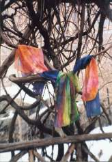 Art Scarves by Jennifer Merdjan Image 2