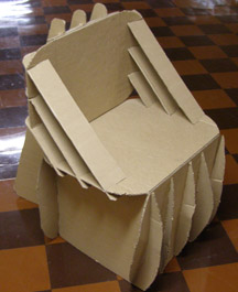Chair Design Project Image 1