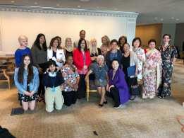 UN Participant Artist and the UN Womens Guild