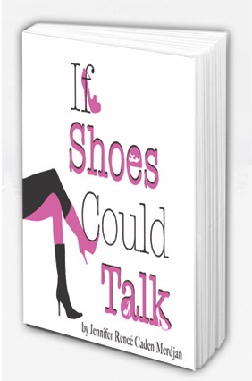 If Shoes Could Talk Book Promo
