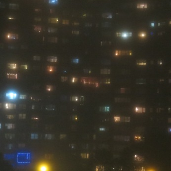 Series: Misty Night in Quarantine