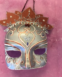 International Arts & Crafts Mask