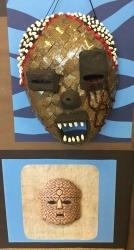 International Arts & Crafts Mask