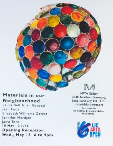 Materials in our Neighborhood
